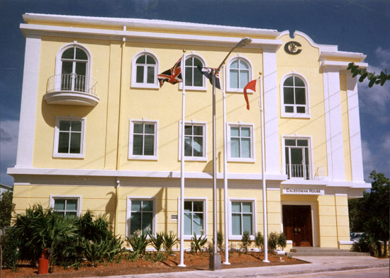 Caledonian Bank And Trust Cayman Islands